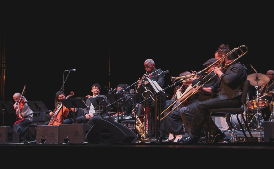 Big Ears Day 4: Art Ensemble of Chicago, Bill Frisell, Wadada Leo Smith close out festival with performances of their contributions to jazz history