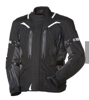 Yamaha Touring vest, 3-lagig, ademend, waterdicht, 350 euro