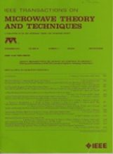 ieee transactions on microwave theory