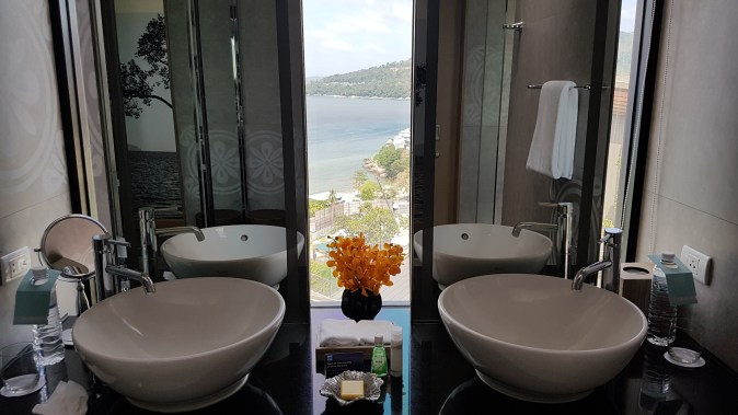 Bathroom - sink area, Hill Top Regency at Hyatt Regency Phuket