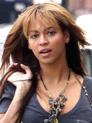 Beyonce sem maquiagem