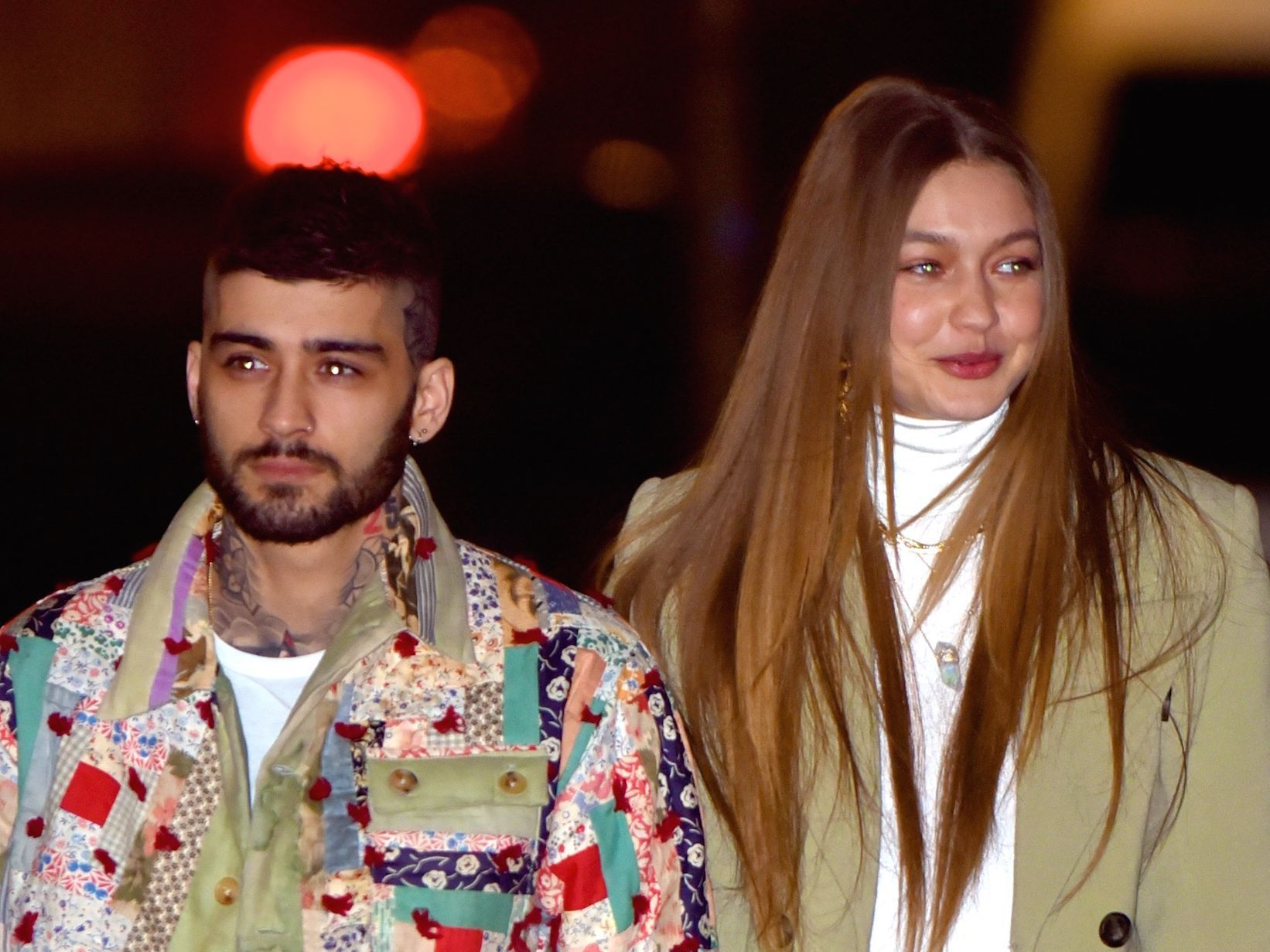Zayn Malik And Gigi Hadid Welcome A Baby Daughter — See Her Adorably Tiny Hand