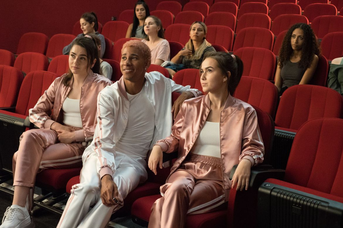 How Work It's Keiynan Lonsdale Danced His Way To Queer Villainy
