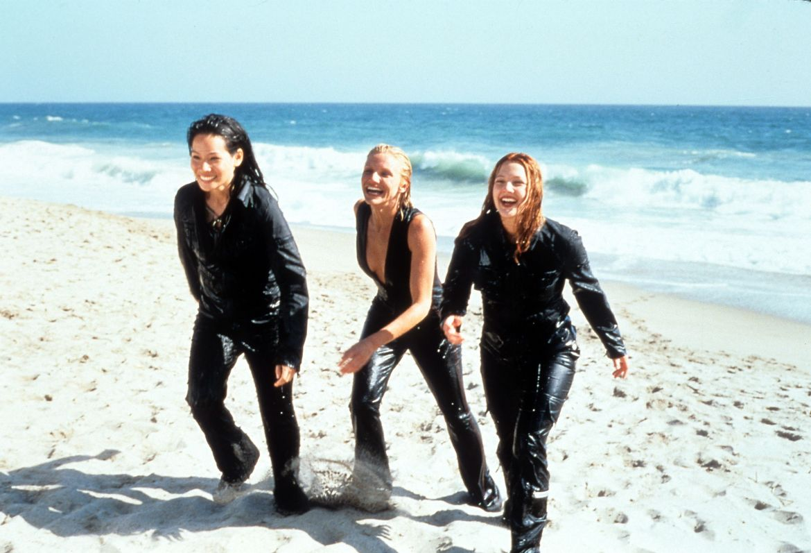 Charlie's Angels Embraced Humor (And Low-Rise Jeans) To Fight Crime With Fashion