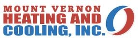 Mt Vernon Heating and Cooling Logo