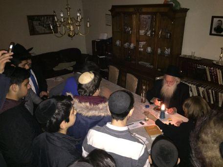 Havdalah and Shmuez by the Rosh Yeshiva of South Fallsburg
