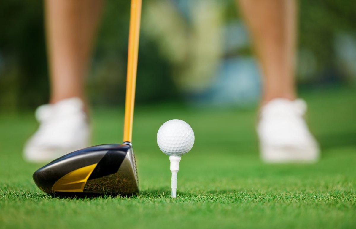 Golf Driver Sweet Spot richtig treffen
