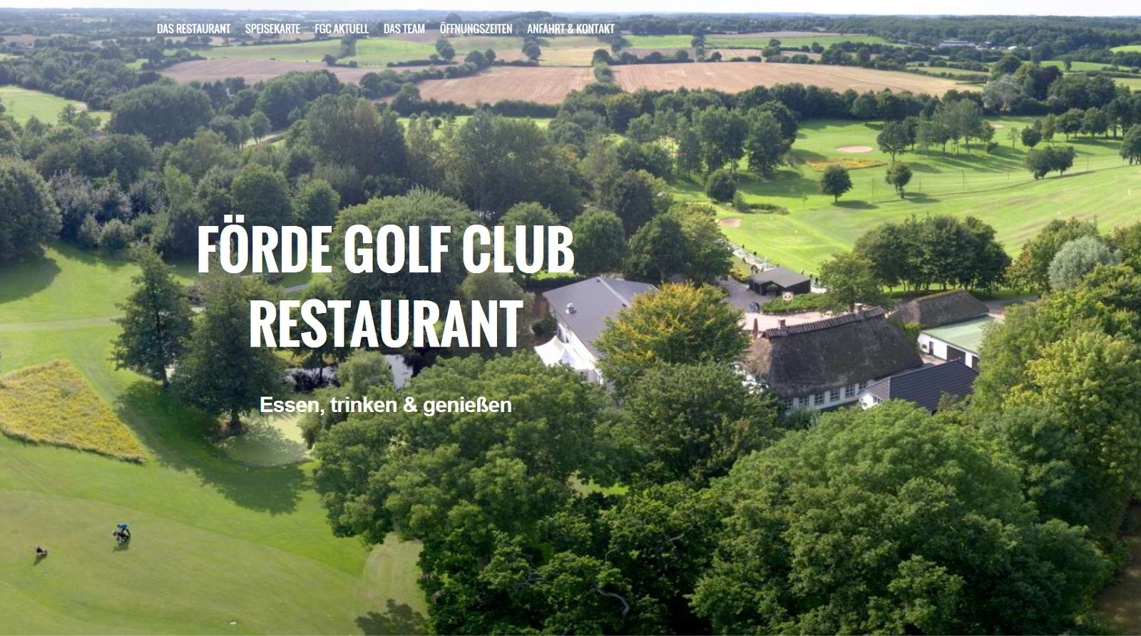 Förde Golf Club Restaurant