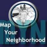 Map Your Neighborhood Logo