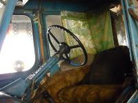 МТЗ-50 внутри кабины