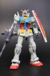 HG ガンダム オリジン版 1/144 GUNDAM THE ORIGIN アニメカラー改修塗装済み完成品