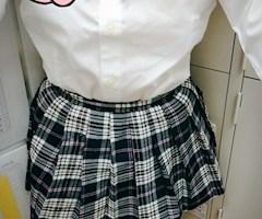 神田キャバクラ【ムーミン(mu-minn)】東京JK制服ラウンジ公式HP るん プロフィール写真