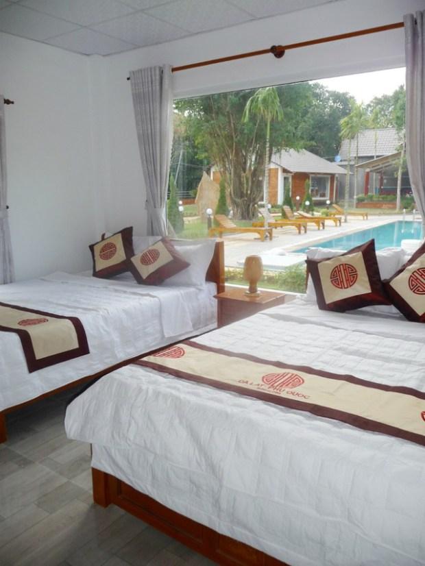 Đà Lạt Phú Quốc Resort 3 sao - Không gian cây xanh tươi mát - 8