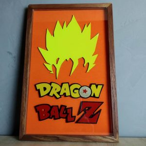 Quadro Dragon Ball