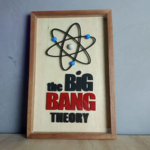 Quadro The Big Bang Theory