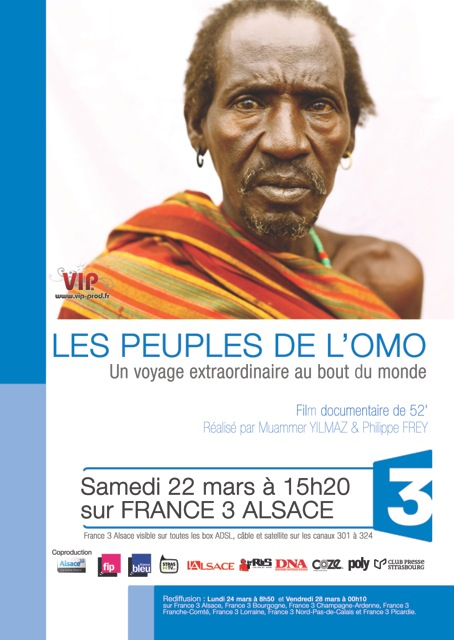 Diffusion France 3 (Affiche)