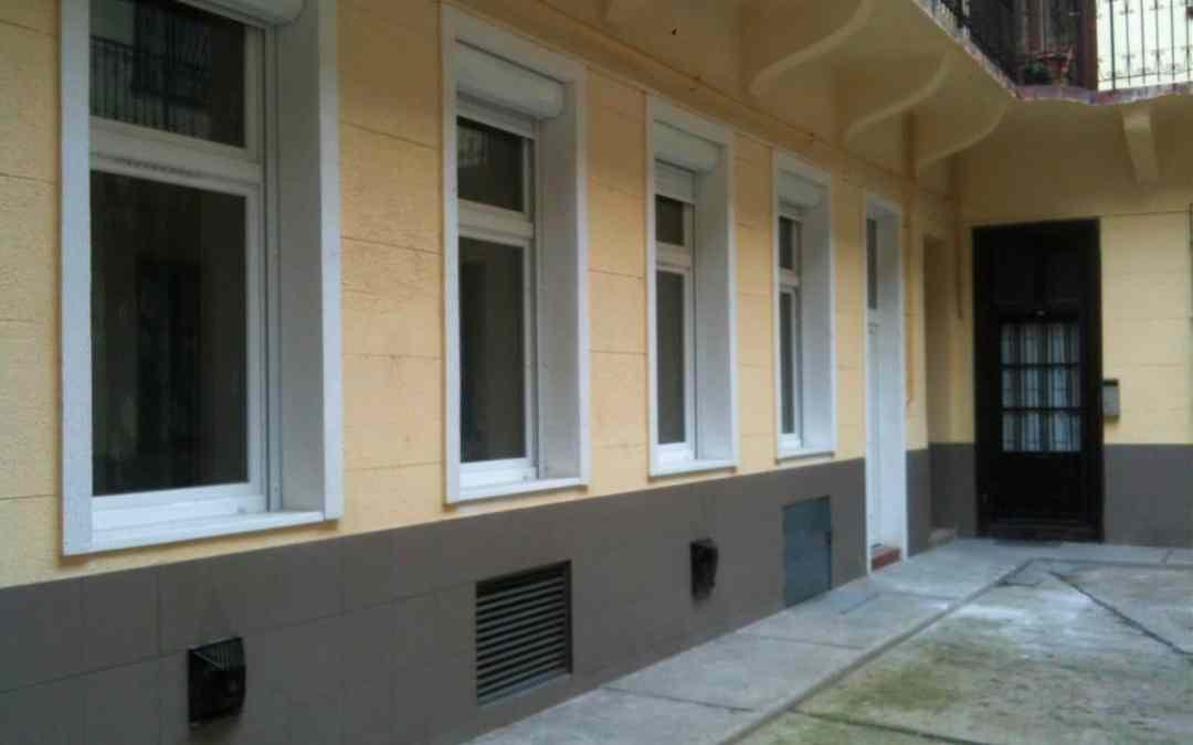 Ablakcsere – ablakbeépítés a régi ablak kibontásával