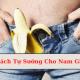 10 cách tự sướng cho nam