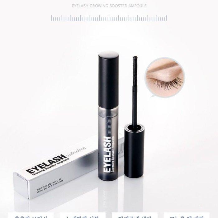 Eyelash Growing Booster Ampoule