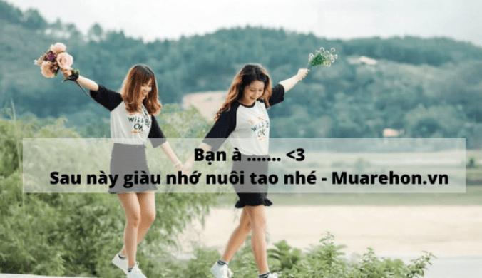 Câu Nói Hay về tình bạn cực chất - Muarehon.vn