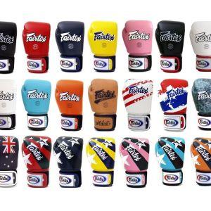 Fairtex BGV1 Muay Thai Boxing Gloves