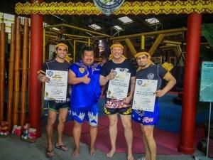 Master Toddy's Muay Thai Academy