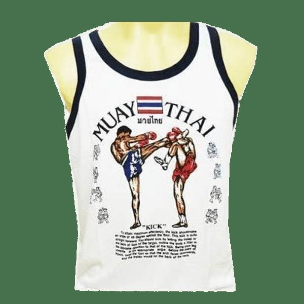 Muay Thai Tank Top