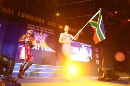 South Africa represented