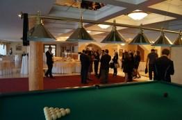 Banquet for delegates
