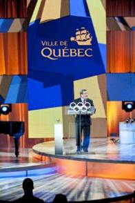 Regis Labeaume, Mayor of Quebec City