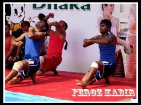 Bangladesh Muaythai Team show