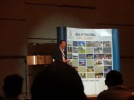 IFMA GS presenting