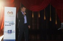 S. Busygin - Vice President RMTF