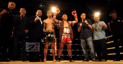 11. Competing Fighters & Officials