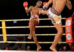 2. 2nd Semi Finals Super 4 57 kg, Jordan Coe vs Leonard Shujaa (3)