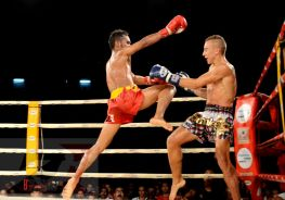 5. Finals Super 4 57 kg, ali Yaakob vs Jordan Coe (2)