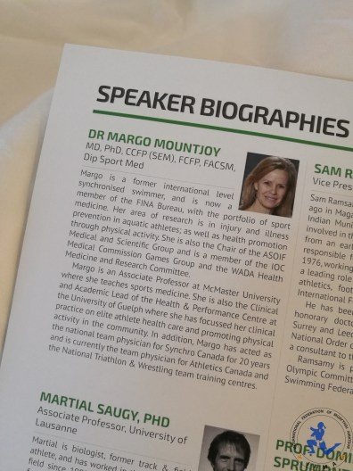 Key Note Speaker Dr. Margo Mountjoy