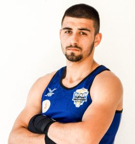 Dimitar Markov - Bulgaria - 71kg !! #ifmamuaythai 🌟