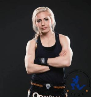 SOFIA OLOFSSON - Sweden 🇸🇪 - 54kg !!