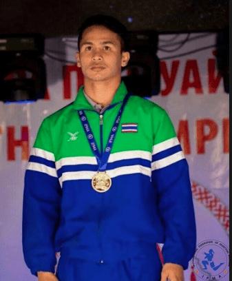 Suppachai Muensang - Thailand - 71kg !! #ifmamuaythai 🌟