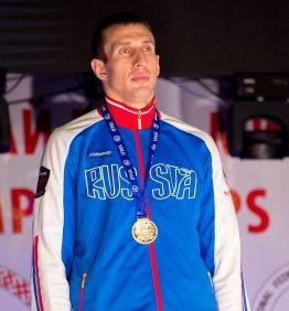 Ivan Grigorev - Russia - 75kg !! #ifmamuaythai 🌟