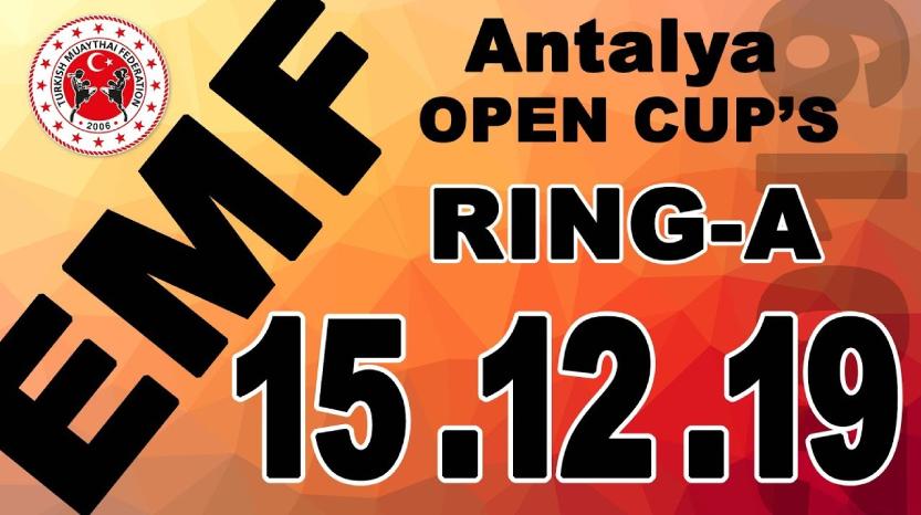 2019 Antalya Open