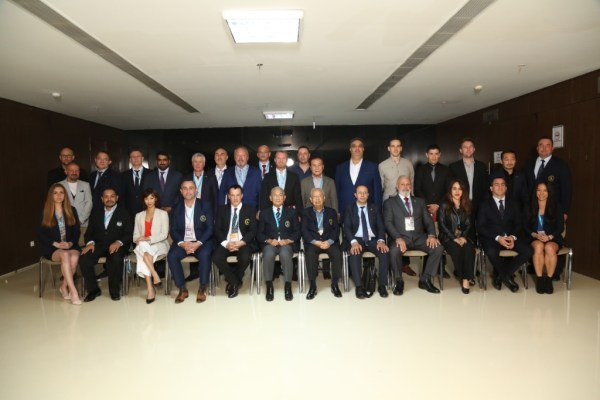 #IFMA YMWC 2019 Day 5 – IFMA Executive Board Headshots
