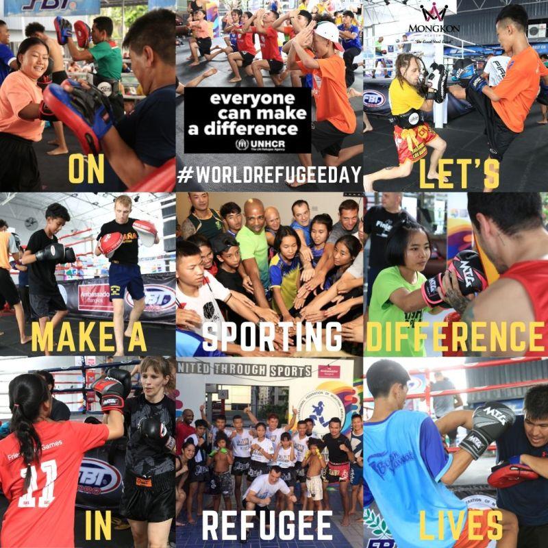 IFMA Celebrates Sport for Solidarity on #WorldRefugeeDay