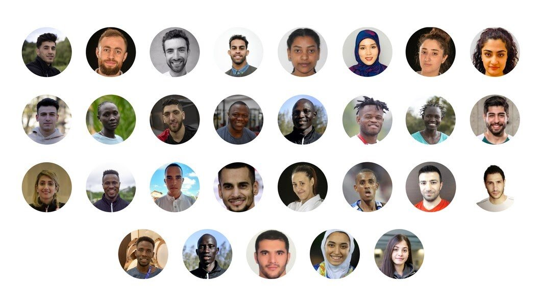 29 Refugee Athletes to Send a Message of Solidarity and Hope to The World at The Olympic Games Tokyo 2020
