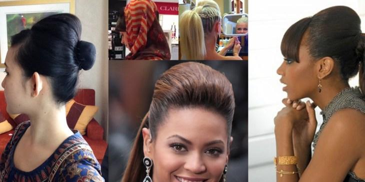 1- Hair Like Hump of Camel