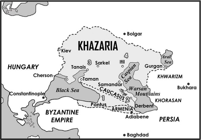 KhazarEmpire