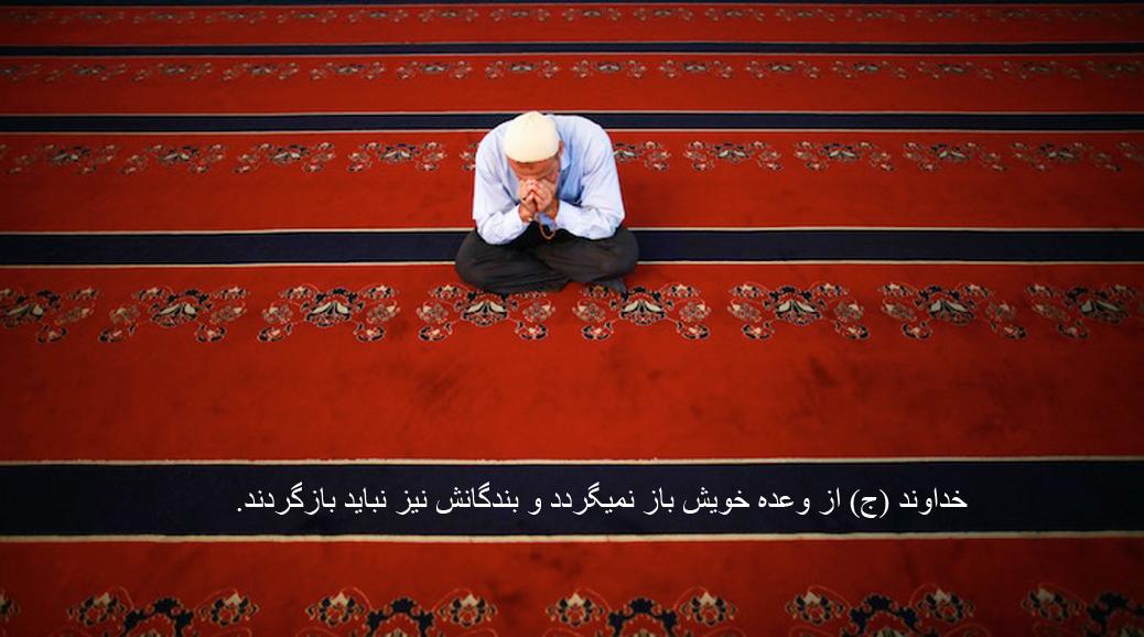 وعده های الله(ج) برویت آیات قرآنکریم