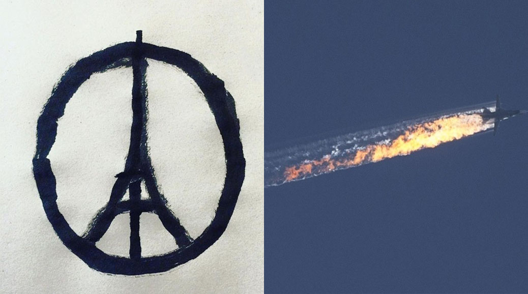 ملحمه نزدیکتر (حملات فرانسه و جت روسی)