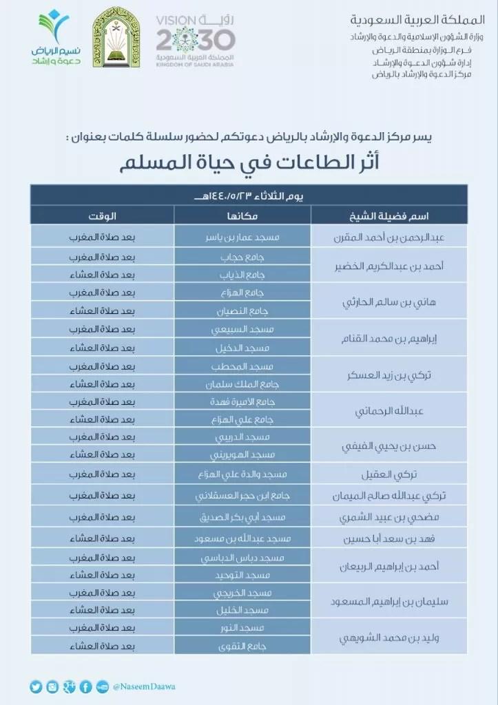 صحيفة مباشر نيوز الشؤون الإسلامية تطلق برنامج الجولة الدعوية